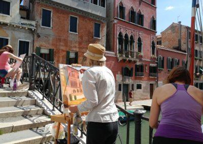 EBAMA_stage à Venise_Maison de Tintoret