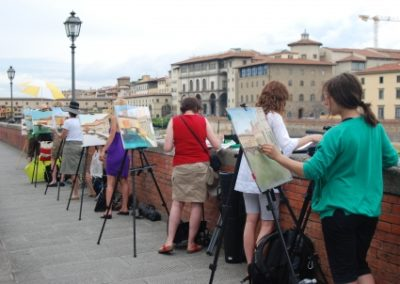 apprendre la peinture