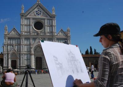 apprendre le dessin au beaux-arts