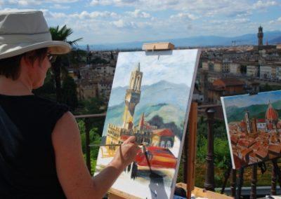 painting lessons beaux-arts de montréal stage