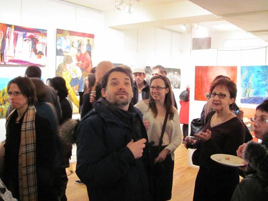 eama exposition etudiant 2011