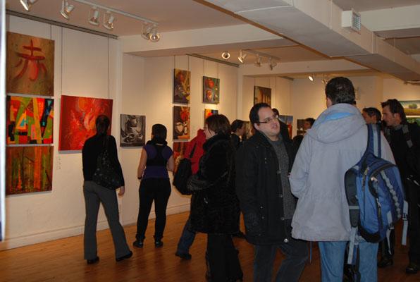 ebama artotheque expos 2009