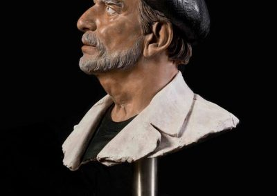 Marcello Giorgi_Camillo_Polychrome_Terracotta