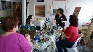 Lucie Auclair atelier de creation EBAMA