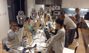 Atelier de création pour les débutants