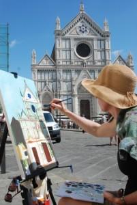 EBAMA à Florence